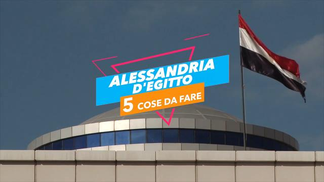 5 cose da fare a: alessandria degitto video virgilio
